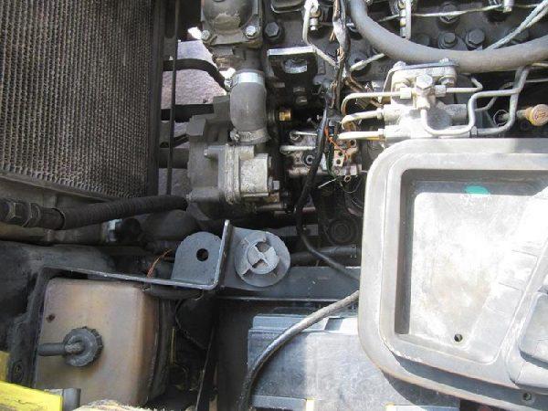 موتور لیفتراک هایستر 6 تن