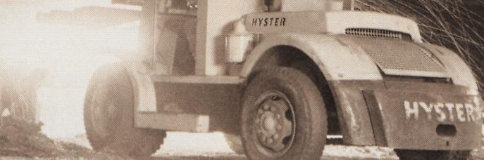 هایستر اولیه