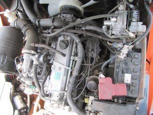 موتور لیفتراک 3 تن دوگانه سوز تویوتا