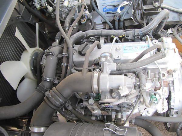 موتور 4Y لیفتراک 3 تن دوگانه سوز تویوتا