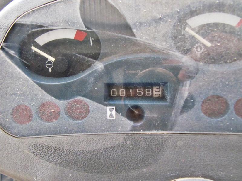مانیتور لیفتراک 6 تن بنزینی کوماتسو
