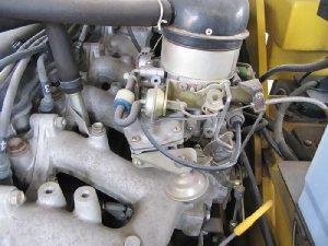 کاربراتور لیفتراک 6 تن بنزینی کوماتسو