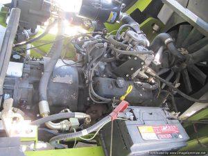 موتور لیفتراک 7 تن گازی سپاهان