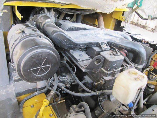 موتور لیفتراک 7 تن کوماتسو