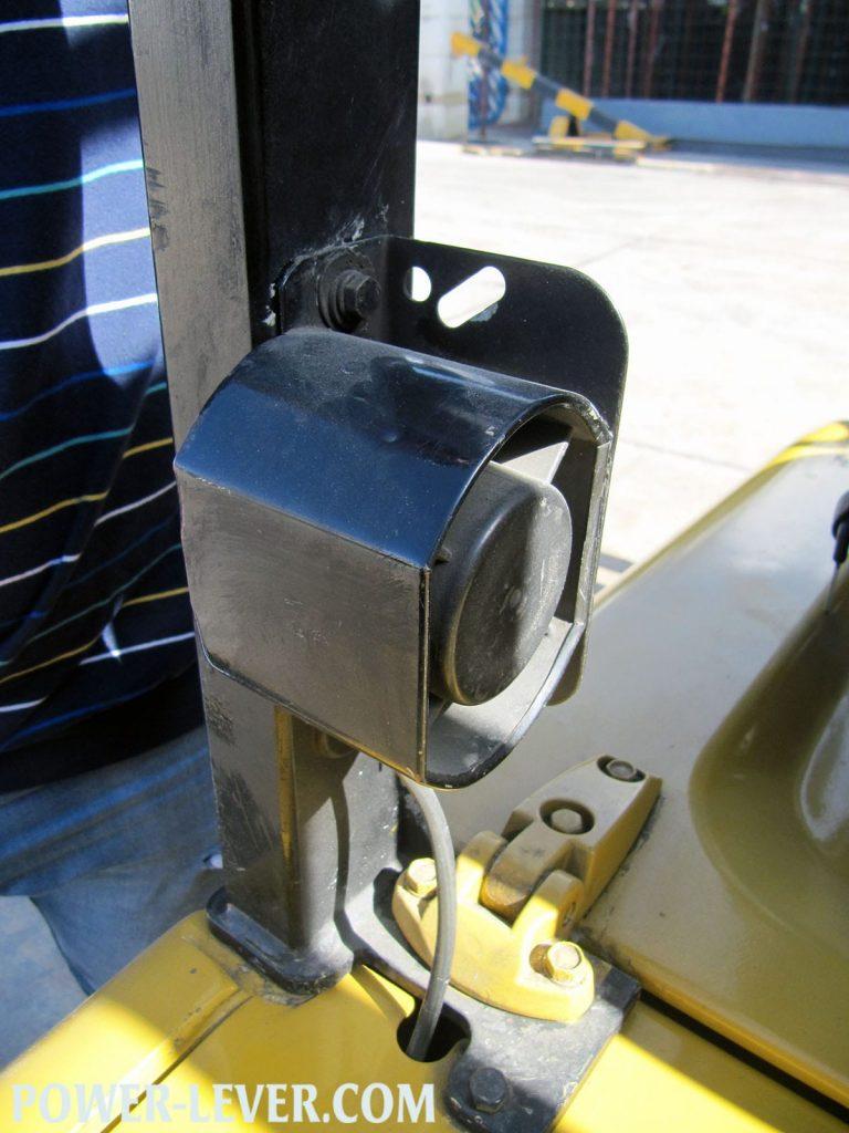 بوق اصلی لیفتراک برقی کاترپیلار