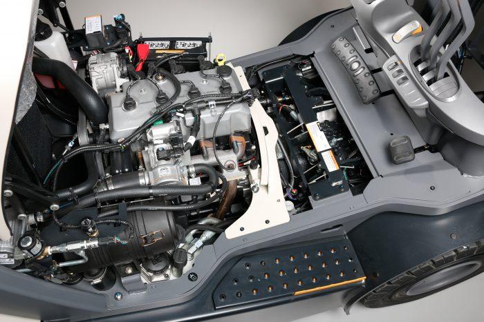 موتور بهینه لیفتراک