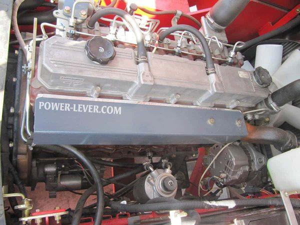 موتور لیفتراک 5 تن جک