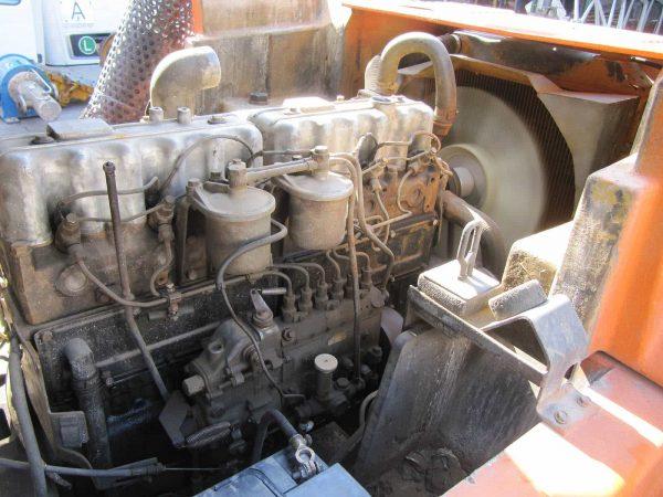 موتور لیفتراک 6 تن تویوتا